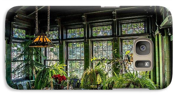 Glensheen Mansion Breakfast Room Galaxy S7 Case by Paul Freidlund