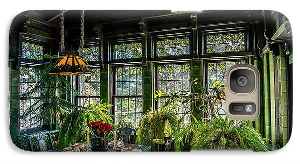 Glensheen Mansion Breakfast Room Galaxy Case by Paul Freidlund