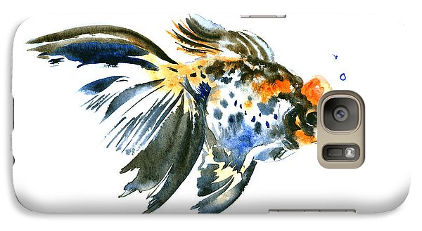 Goldfish Galaxy S7 Case by Suren Nersisyan