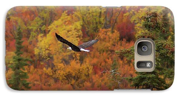 Glide Path Galaxy S7 Case by Ed Boudreau
