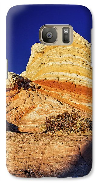 Galaxy Case featuring the photograph Glimpse by Chad Dutson