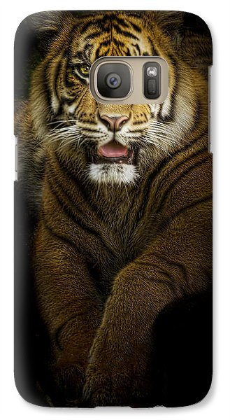 Galaxy Case featuring the photograph Glory by Cheri McEachin
