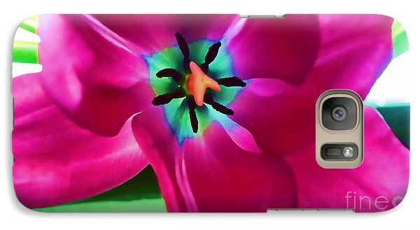 Galaxy Case featuring the photograph Glory Hallelujah by Roberta Byram
