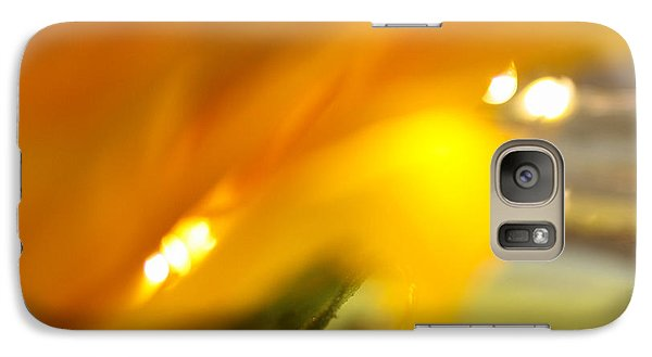 Galaxy Case featuring the photograph Glow by Bobby Villapando