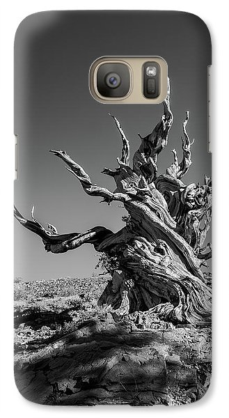 Galaxy Case featuring the photograph Gnome Tree by Alexander Kunz