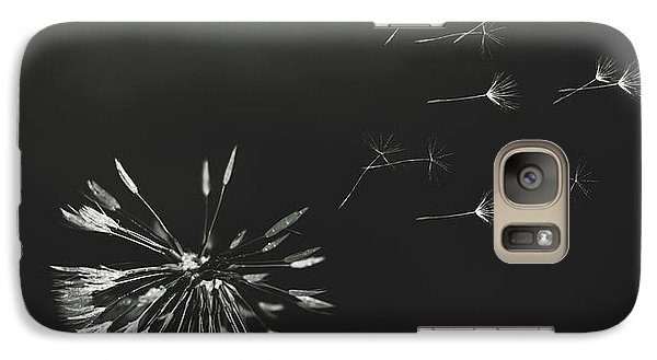 Galaxy Case featuring the photograph Go Forth Bw by Heather Applegate