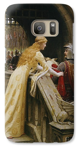 Fantasy Galaxy S7 Case - God Speed by Edmund Blair Leighton