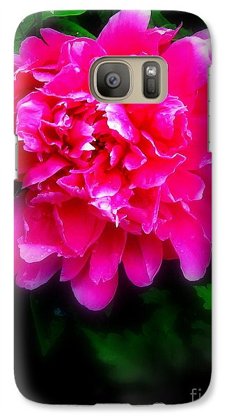 Galaxy Case featuring the photograph God The Artist by Greg Moores