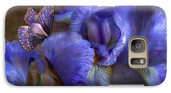 Goddess Of Mystery Galaxy S7 Case by Carol Cavalaris