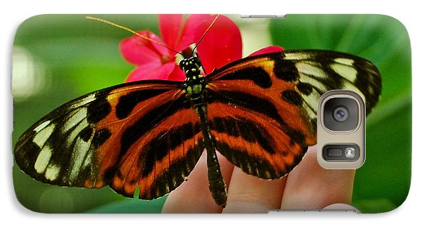 Galaxy Case featuring the photograph God's Handiwork by Debbie Karnes