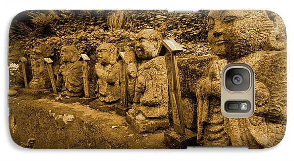 Galaxy Case featuring the photograph Gods Of Japan by Daniel Hagerman