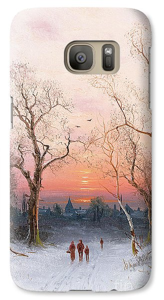 Going Home Galaxy S7 Case