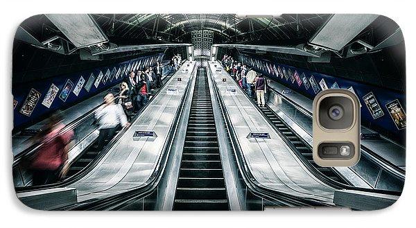 Going Underground Galaxy S7 Case