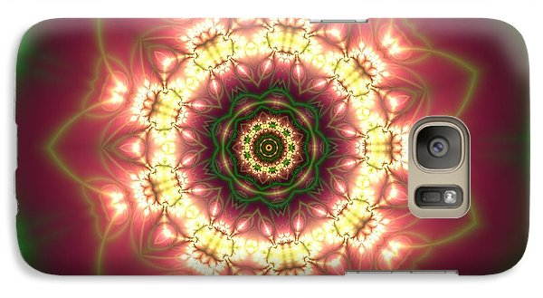 Galaxy Case featuring the digital art Gold  by Robert Thalmeier