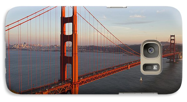 Golden Gate Bridge Galaxy S7 Case by Nathan Rupert