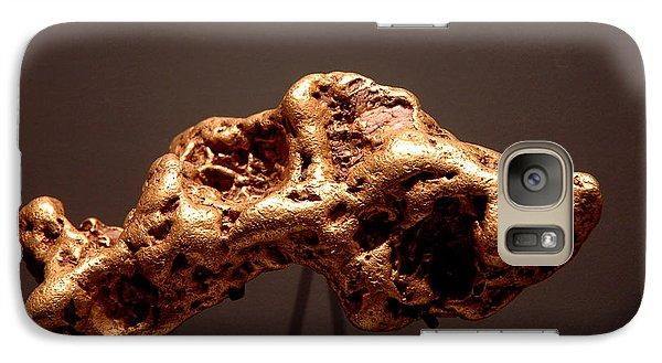 Golden Nugget Galaxy S7 Case by LeeAnn McLaneGoetz McLaneGoetzStudioLLCcom