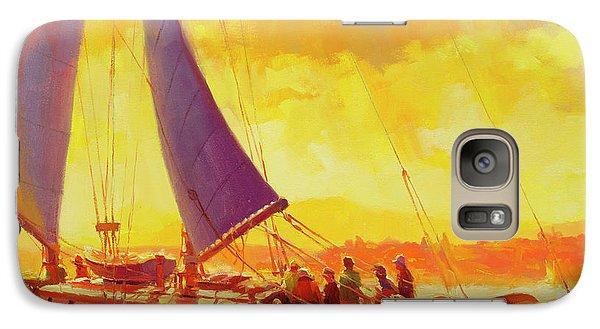 Seattle Galaxy S7 Case - Golden Opportunity by Steve Henderson