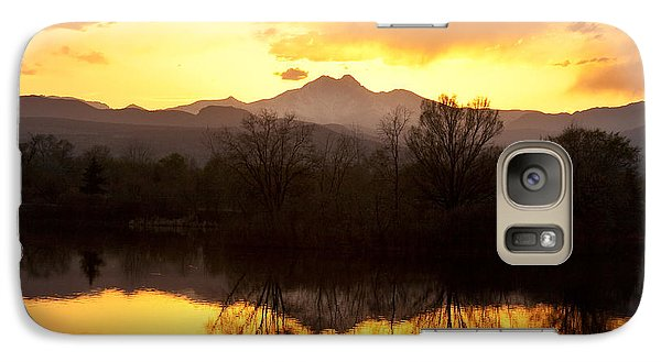 Golden Ponds Longmont Colorado Galaxy S7 Case by James BO  Insogna