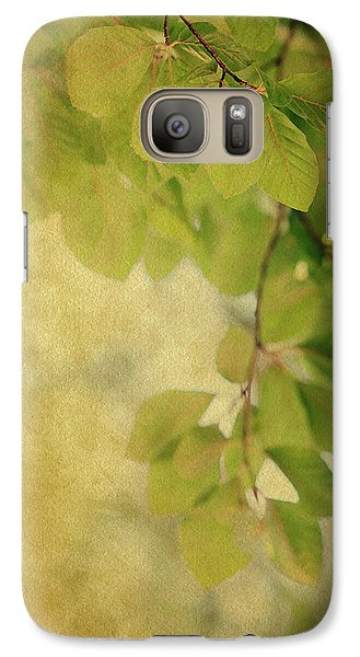 Galaxy Case featuring the photograph Golden by Rebecca Cozart