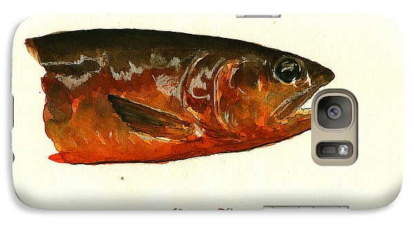 Golden Trout  Galaxy S7 Case
