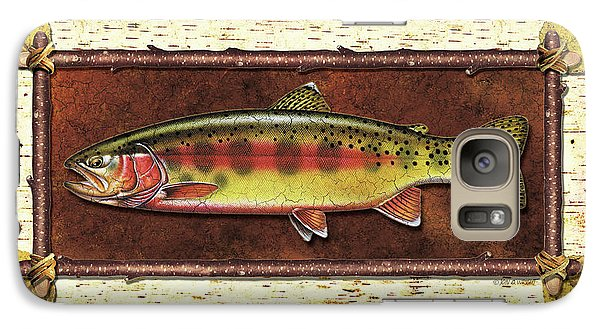 Golden Trout Lodge Galaxy S7 Case