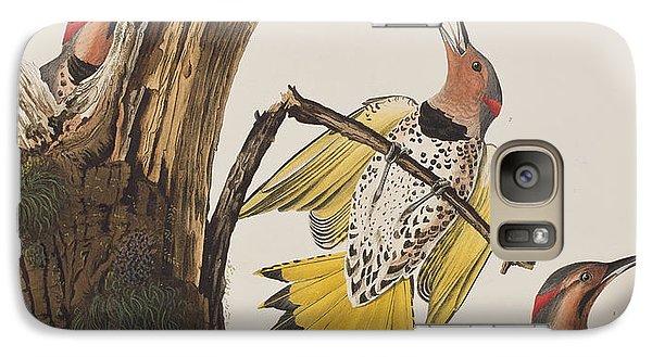 Golden-winged Woodpecker Galaxy S7 Case