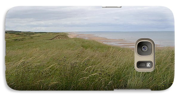 Galaxy Case featuring the photograph Golf In Scotland by Jan Daniels