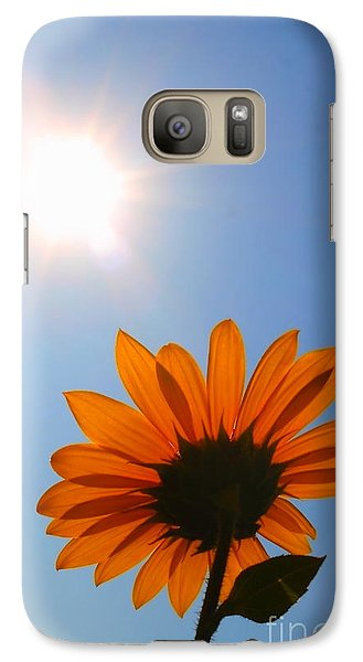 Galaxy Case featuring the photograph Good Day Sunshine by Jesse Ciazza
