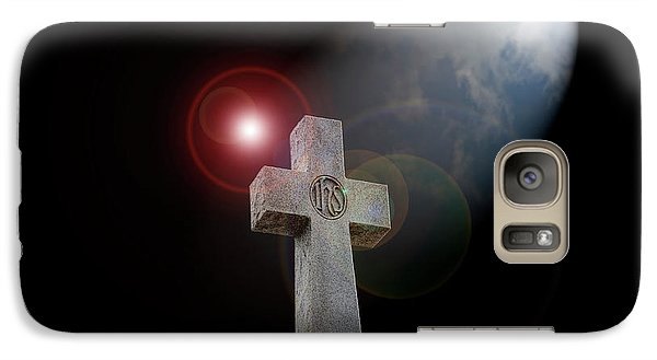 Galaxy Case featuring the photograph Good Friday by Bonnie Barry