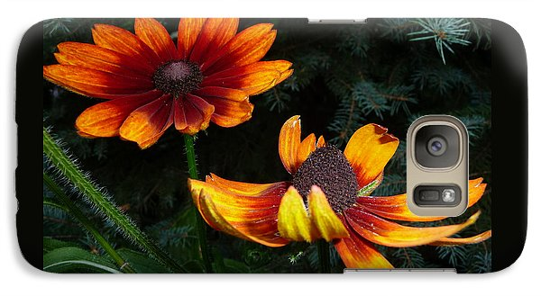 Galaxy Case featuring the photograph Good Night Susan - Botanical by Margie Avellino