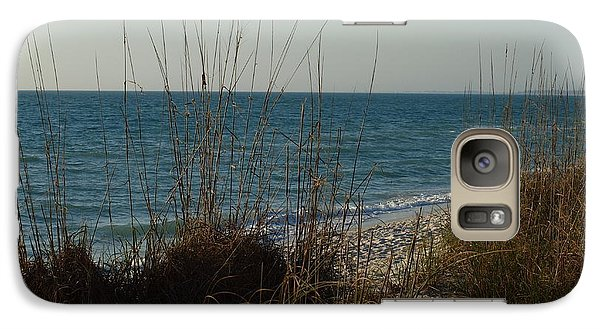 Galaxy Case featuring the photograph Goodbye Cruel World by Robert Margetts
