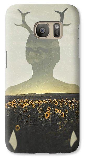 Goodbye Summer Galaxy Case by Art of Invi