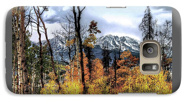 Galaxy Case featuring the photograph Gore Range by Jim Hill