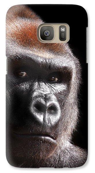 Gorilla ... Kouillou Galaxy S7 Case by Stephie Butler