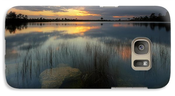 Galaxy Case featuring the photograph Gossamer Glades by Mike Lang
