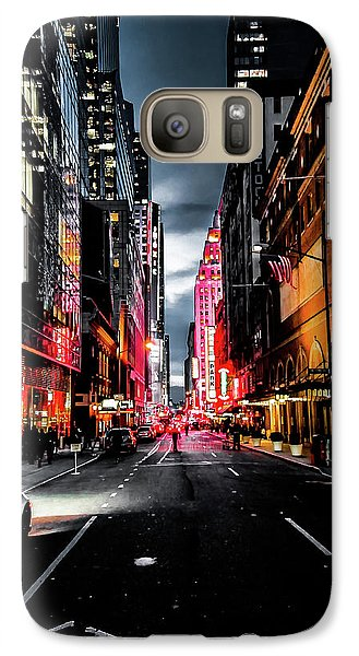 Galaxy Case featuring the photograph Gotham  by Nicklas Gustafsson