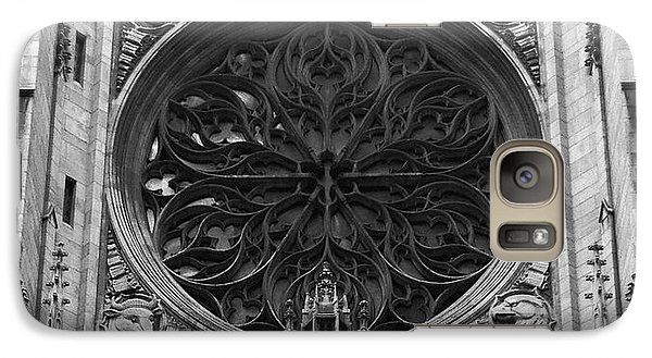 Galaxy Case featuring the photograph Gothic by Brian Jones