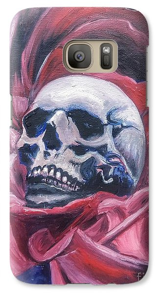 Galaxy Case featuring the painting Gothic Romance by Isabella F Abbie Shores FRSA
