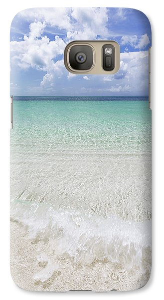 Galaxy Case featuring the photograph Grace by Chad Dutson
