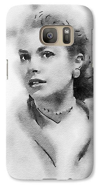 Grace Kelly By John Springfield Galaxy S7 Case