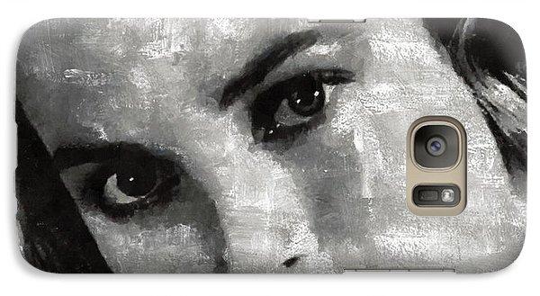 Grace Kelly Galaxy S7 Case
