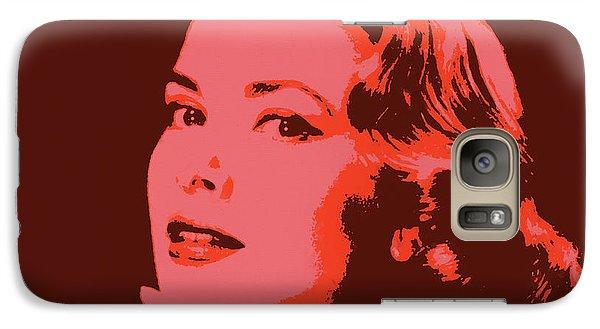 Grace Kelly Pop Art Galaxy Case by Dan Sproul