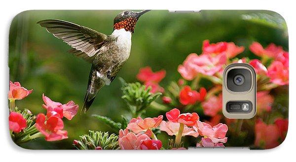 Graceful Garden Jewel Galaxy S7 Case