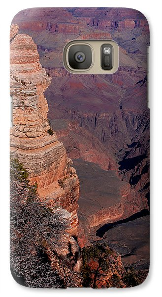 Galaxy Case featuring the photograph Grand Canyon 11 by Donna Corless