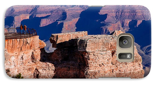 Galaxy Case featuring the photograph Grand Canyon 16 by Donna Corless