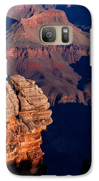 Galaxy Case featuring the photograph Grand Canyon 24 by Donna Corless