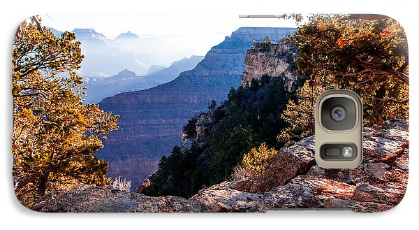 Galaxy Case featuring the photograph Grand Canyon 26 by Donna Corless
