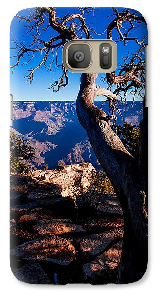 Galaxy Case featuring the photograph Grand Canyon 27 by Donna Corless