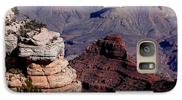 Galaxy Case featuring the photograph Grand Canyon 3 by Donna Corless