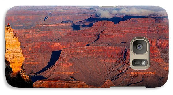 Galaxy Case featuring the photograph Grand Canyon 32 by Donna Corless